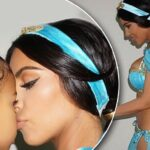 Kim Kardashian Says NO to North West Not Liking Saint! image
