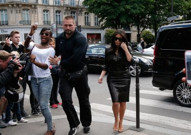 Kim Kardashian Gets 'Secret-Service' Level Security After Paris Attack!
