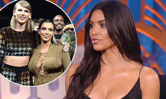 Kim Kardashian HAS NOT Spoken to Taylor Swift Since Snapchat Exposé!