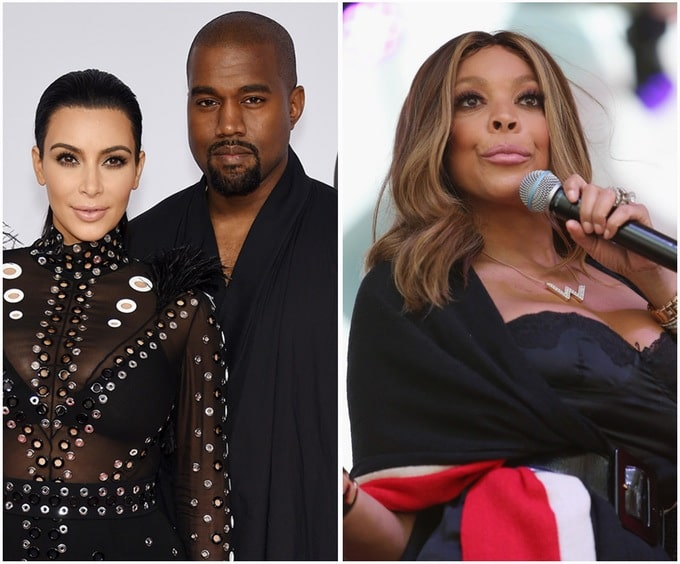 Wendy Williams Calls Kim Kardashian Robbery an INSIDE JOB! image