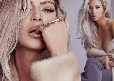 KIM KARDASHIAN Covers Vogue Taiwan, Says She's OBSESSED With Fragrances