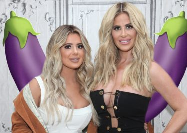 Kim Zolciak Wants You to Stop Sending Her Daughter Nudes on Social Media!