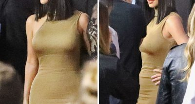 Kim Kardashian Genocide Film Red Carpet – SHE LEFT BEFORE WATCHING!
