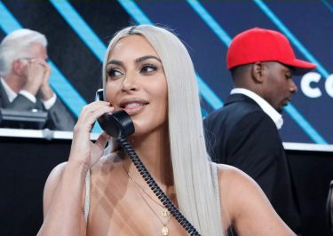 Kim Kardashian Raises Money for Puerto Rico @ 'Somos: Una Voz'