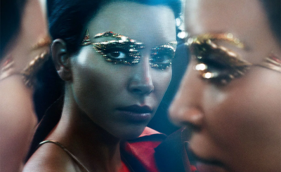 Kim Kardashian is the New Face of Pat McGrath's Makeup Line!