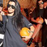 Kourtney Kardashian Sips GREEN Drink While Shopping for New Niece STORMI image