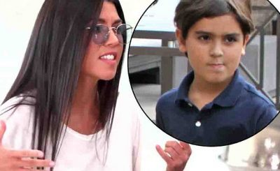 Kourtney Kardashian Reveals That She Weights 92LBS!