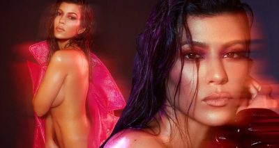 Kourtney KARDASHIAN Goes NUDE During 39th Birthday!