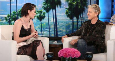 Kristen Stewart Reflects on Her TWILIGHT Days