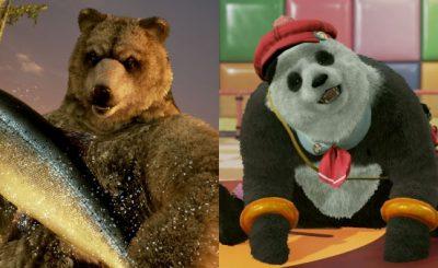 Latest 'TEKKEN 7' Trailer Features Return of Kuma & Panda!