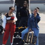 Travis Scott & Kylie Jenner Take Baby Stormi to the Caribbean For Birthday! image