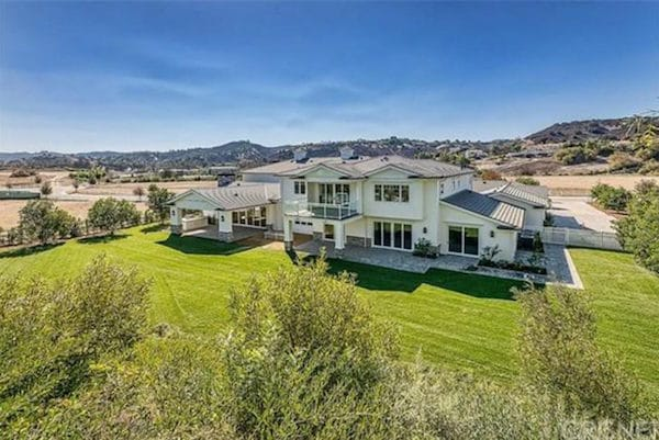 Kylie Jenner Houses Tyga With $12 Million Mansion! image