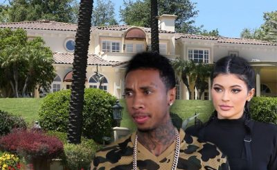 Kylie Jenner Houses Tyga With $12 Million Mansion!
