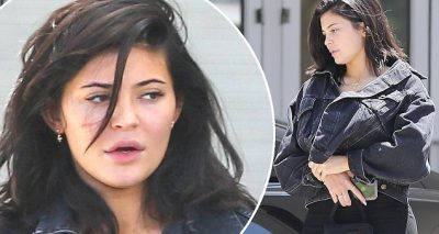 Kylie Jenner Returns to Her Car WITHOUT MAKEUP!