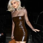 """Realizing Things"": Kylie Jenner Rocks CHANEL Jumpsuit & Platinum Hair image"