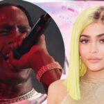 SURPRISE! Kylie Jenner Throws Boyfriend Tyga Cute 27th Birthday Party! image