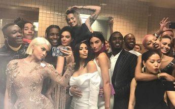 Kylie Jenner EPIC MET Gala Bathroom Selfie With Tons of Celebs!