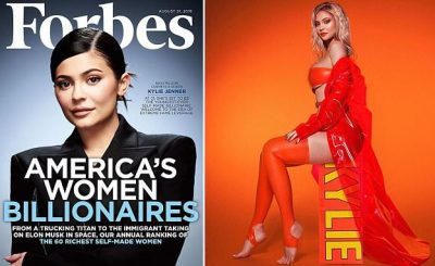 Kylie Jenner is The World's Youngest 'Self-Made' Billionaire!