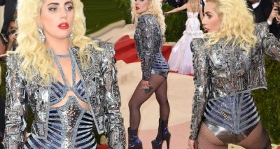 POKER FACE: Lady Gaga Shows Support For Kanye West!