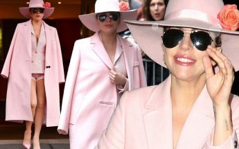 Lady Gaga on Good Morning America – Talks JOANNE, SuperBowl, Amazon Deal, More