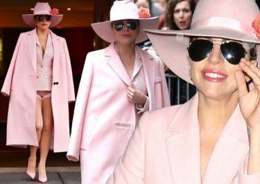 Lady Gaga on Good Morning America – Talks JOANNE, SuperBowl, Amazon Deal, More