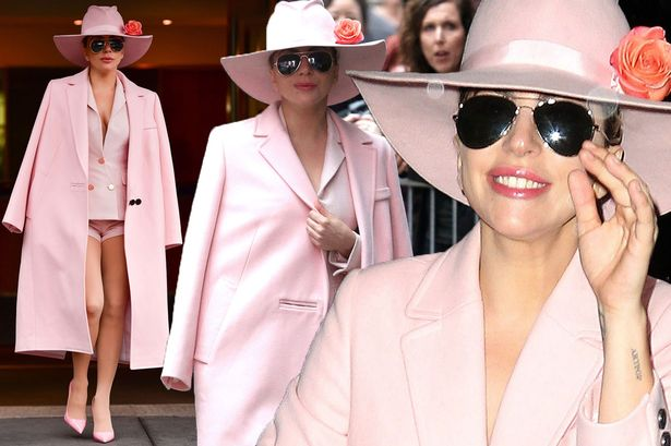 Lady Gaga on Good Morning America - Talks JOANNE, SuperBowl, Amazon Deal, More image