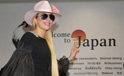 Welcome to JAPAN: Lady Gaga Performs Acoustic PERFECT ILLUION On SUKKIRI