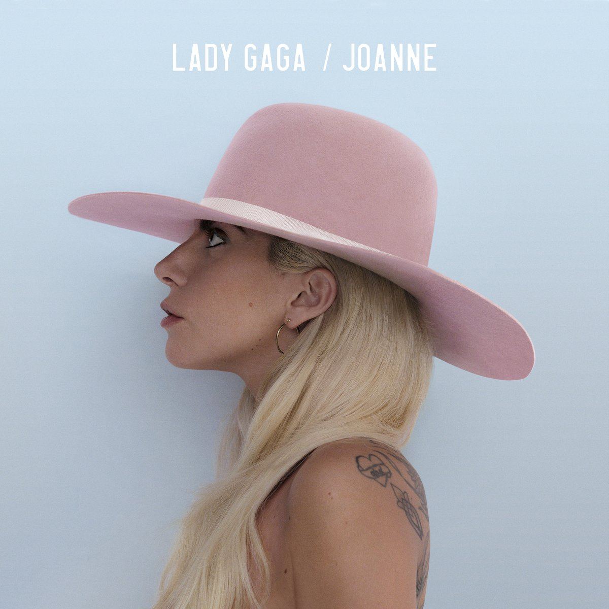 Lady Gaga Reveals Artwork For New Album JOANNE image