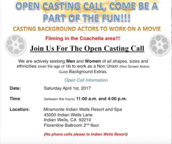 Lady Gaga Stages Open Casting For Her New Movie! image