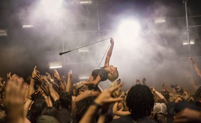 Lady Gaga PERFECT ILLUSION Video Premiere