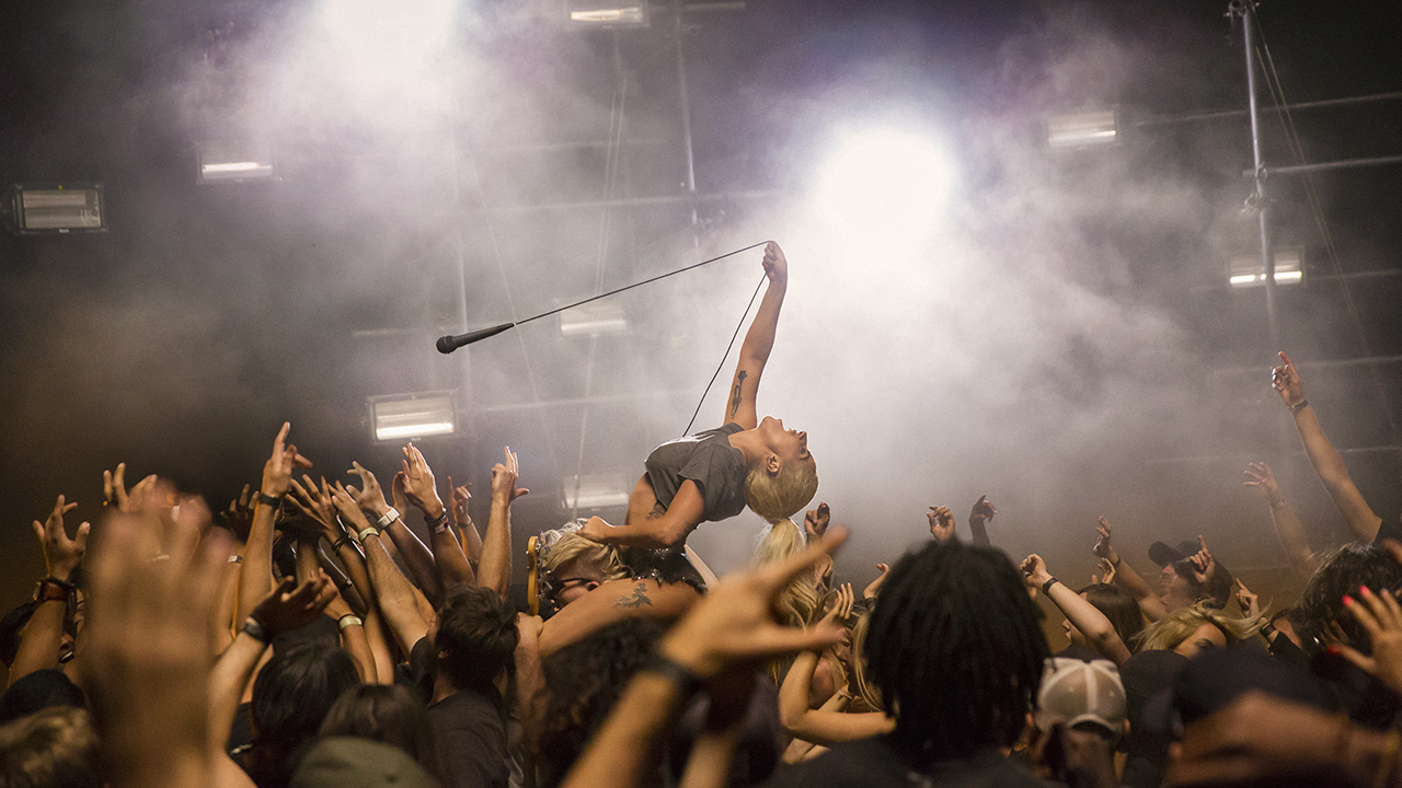 Lady Gaga PERFECT ILLUSION Video Premiere image