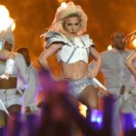 Lady Gaga Helps Out Bleeding Fan During Concert image