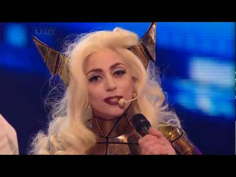 Lady Gaga PULLS OUT Of X Factor UK and Other British TV Appearances Due to Poor Chart Performance image