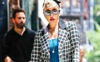 Lady Gaga Looks Very CHIC Out Shopping in NYC!