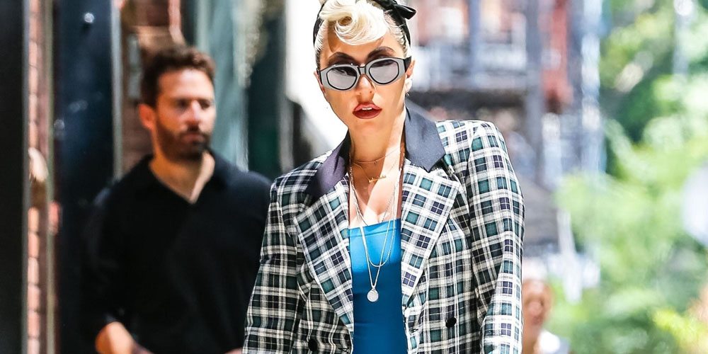 Lady Gaga Looks Very CHIC Out Shopping in NYC! image