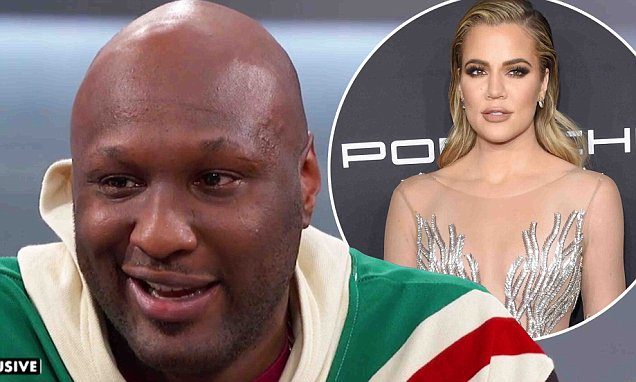 Lamar Odom Says He Wants Khloe Kardashian Back On THE DOCTORS image