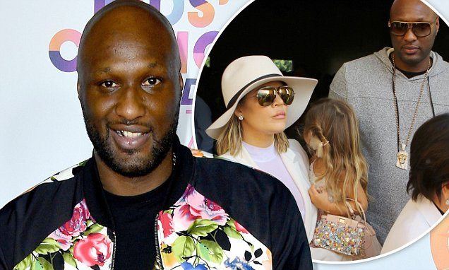 Lamar Odom's EXPLOSIVE 'Us Weekly' Interview image