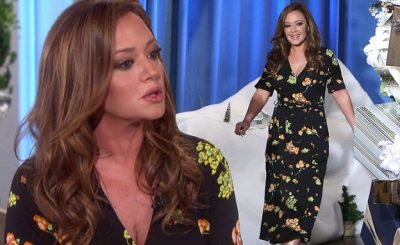 VICTIMIZED: Leah Remini Laments on The Dangers of SCIENTOLOGY!