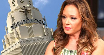 TROUBLEMAKER: Leah Remini Starring in New Scientology TV Show