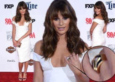 New Lea Michele Song – 'Run to You'