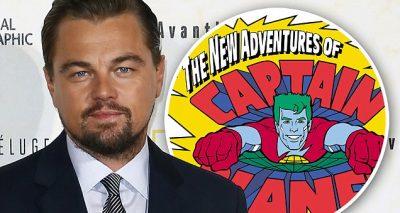 Leondardo DiCaprio Producing CAPTAIN PLANET Movie