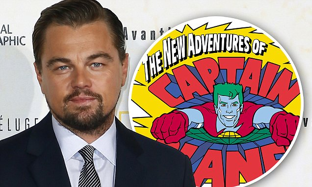 Leondardo DiCaprio Producing CAPTAIN PLANET Movie image
