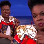 'Game of Thrones' Character Comes to Life for Leslie Jones & SETH Meyers! image