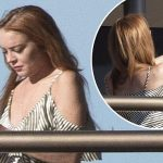 Lindsay Lohan Lobbies UN Security Council for Turkey Inclusion image
