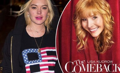 Lindsay Lohan Wants to Star in 'The Comeback'
