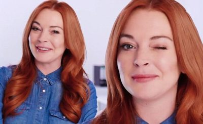 Lindsay Lohan New Spokesperson for LAWYER.COM