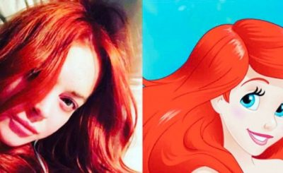 Lindsay Lohan is Dying to Play Ariel in 'The Little Mermaid' Reboot by Disney