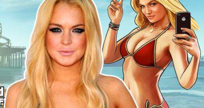 Lindsay Lohan Loses Court Battle Against 'Grand Theft Auto'