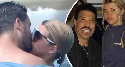 Lionel Richie 'Scared to Death' Because Daughter, Sofia, is DATING Scott Disick!