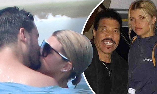 Lionel Richie'Scared to Death' Because Daughter, Sofia, is DATING Scott Disick!